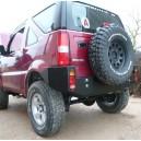 Pare buffle / Pare choc arrière pour Suzuki Jimny