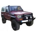 Pare Buffle / Pare Choc avant pour Toyota LJ KZJ