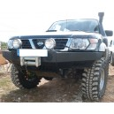 Pare Buffle / Pare Choc avant pour Nissan Patrol Y61