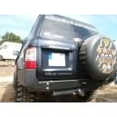 Pare Buffle / Pare Choc arrière pour Nissan Patrol Y61