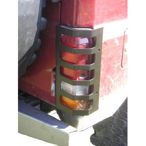 Protection de feux arrière pour LJ KZJ BJ HZJ série 7